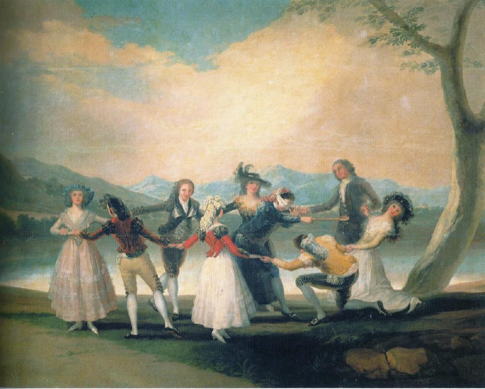 Francisco-Goya-The-blindfold-game